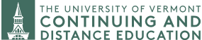 UVM Continuing and Distance Education Discounts