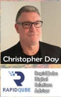 "October 17 Dinner Meeting Event : Christopher Day – ""Emerging Technologies and the Role of Project Management""  - 5:30 pm - 8:30 pm"