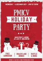 December 6 Holiday Party