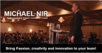 "September 11 Dinner Meeting Event : Michael Nir – ""Persuading the Bear: How to Influence Without Authority"""